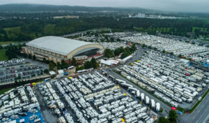 Hershey Largest RV Show