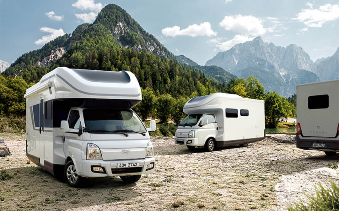 Hyundai Rolls Out Its First RV, the Porest