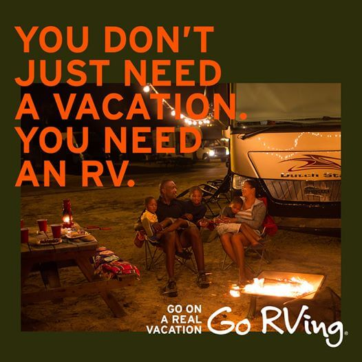 GoRVing's 'Go On A Real Vacation' Campaign Announces Successful Reach